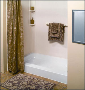 Tub to Shower Conversion Portland IN