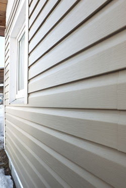 Replacement siding anderson